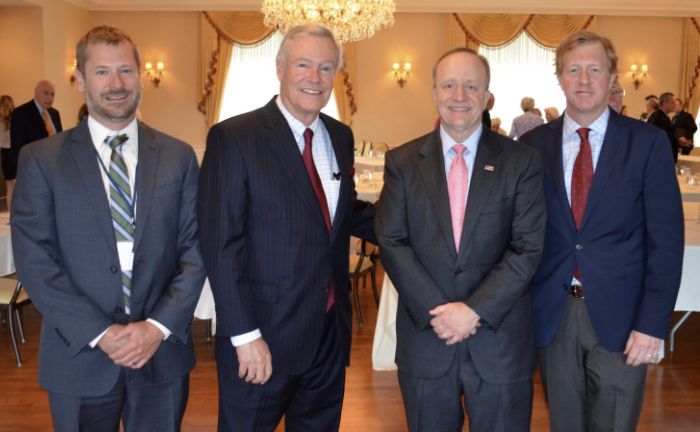 9th Annual Westover Summit - Paul Begala, Murray Sawyer, Chip Sawyer, and Matt Beardwood